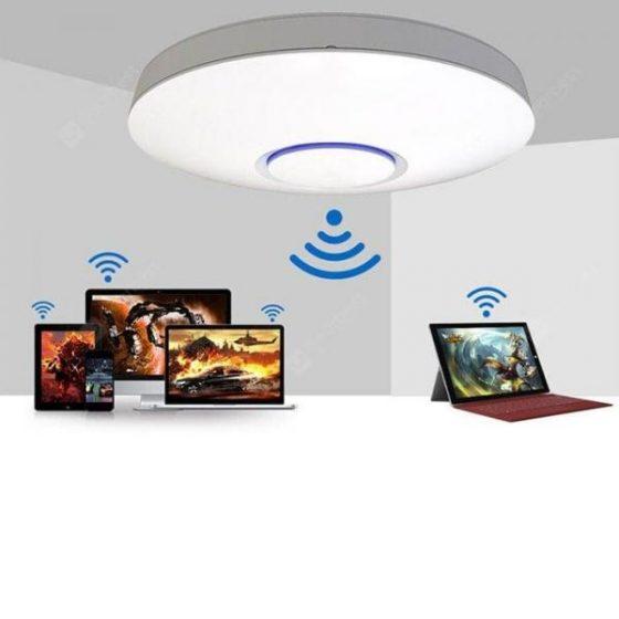 italiaunix-Gocomma W1 Smart Ceiling Wireless WiFi AP  Gearbest