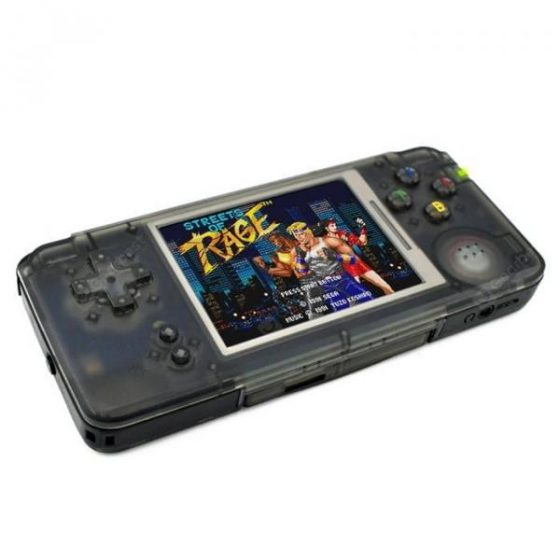 italiaunix-Handheld Game Console Built-in 3000 Games  Gearbest