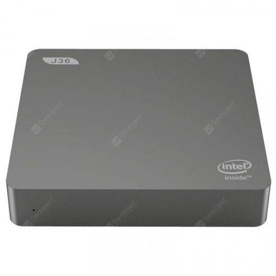 italiaunix-J36 - V Intel Celeron J3160 Home Office Mini PC  Gearbest