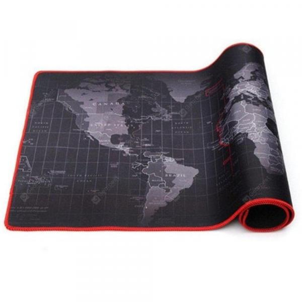 italiaunix-Large Mouse Pad Old World Map Anti-Slip Gaming Mousepad  Gearbest