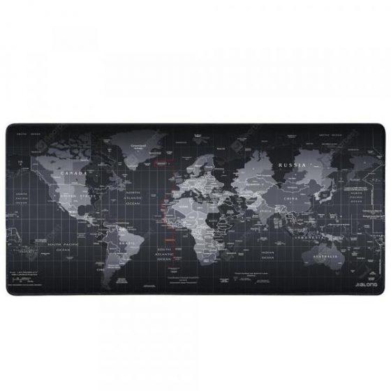 italiaunix-Non-slip World Map Mouse Pad  Gearbest
