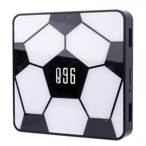 italiaunix-Q96 Smart TV Box Android 9.0  Gearbest