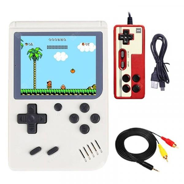 italiaunix-Ragebee 500 in 1 3.0 Inch TFT Display 2 Player Handheld Game Console with Gamepad  Gearbest