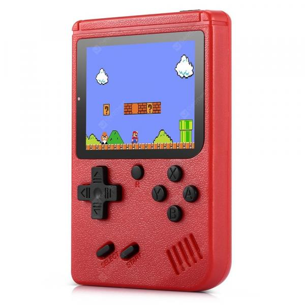 italiaunix-Ragebee 500IN1 3.0 Inch TFT Display 2 Player Handheld Game Console  Gearbest