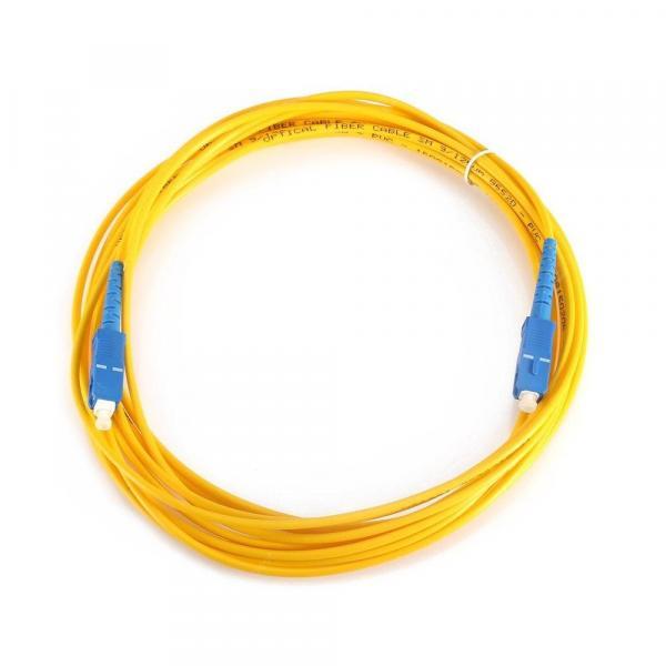 italiaunix-Single Mode SC - SC Optical Patch Cord SM SX 3.0mm  Gearbest