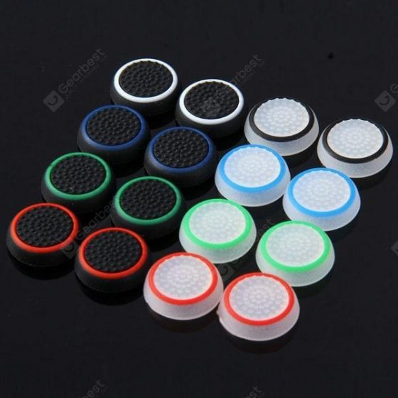 italiaunix-Wearable Controller Accessory Kits Button Caps for PS4 / XBox One - 16pcs  Gearbest
