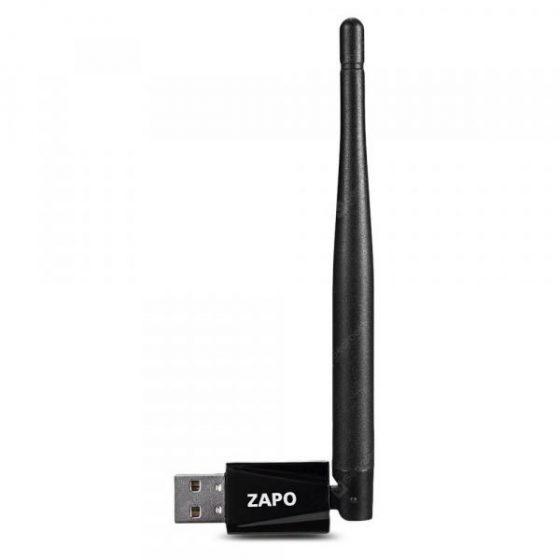 italiaunix-ZAPO RTL8188 USB WiFi Adapter Portable Network Router  Gearbest