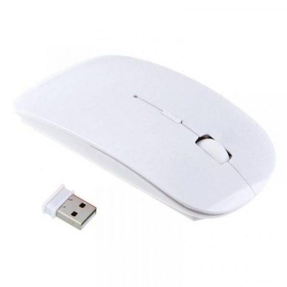 italiaunix-2.4G Receiver Super Slim Mouse For PC Laptop  Gearbest