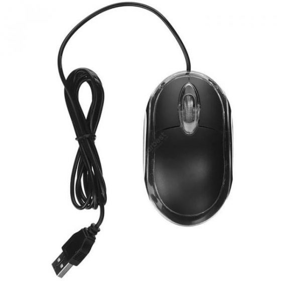 italiaunix-3-button USB 800  Dpi Optical Wired Mouse  Gearbest