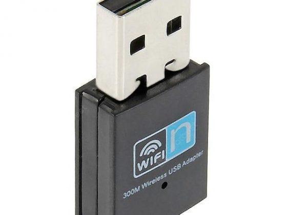 italiaunix-300Mbps Mini Wireless USB WiFi Adapter  Gearbest