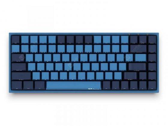 italiaunix-AKKO 3084 SP Ocean Star 84 Key Cherry MX Switch Mechanical Keyboard  Gearbest