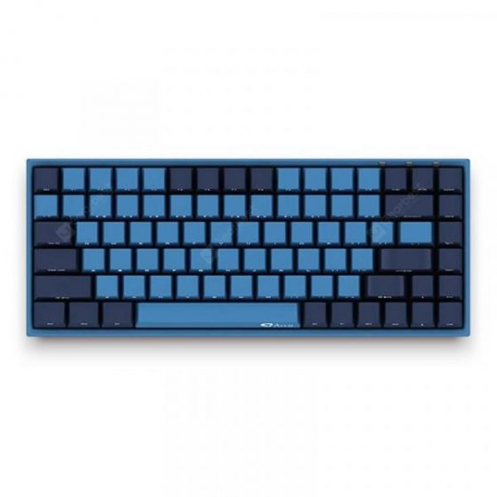 italiaunix-AKKO 3084 SP Ocean Star 84 Key Cherry MX Switch Mechanical Keyboard  Gearbest