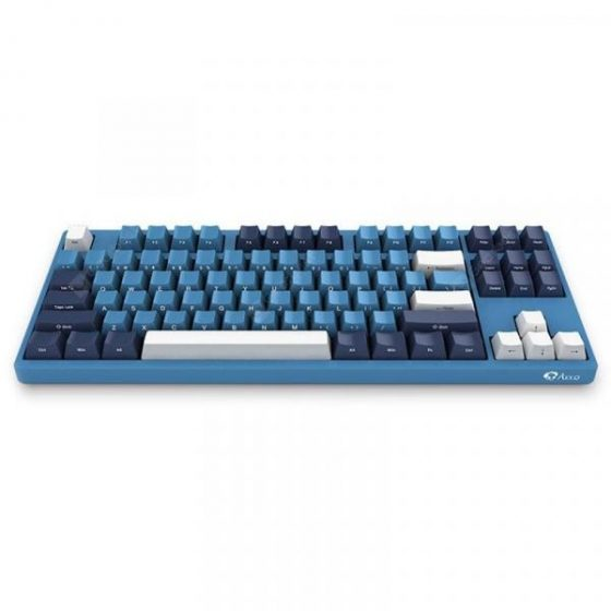 italiaunix-AKKO 3087 SP Ocean Star 87 Key Cherry MX Switch Mechanical Keyboard  Gearbest
