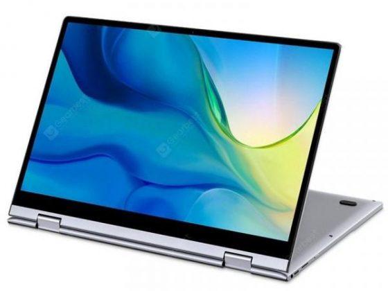 italiaunix-BMAX Y13 13.3 inch Notebook 360 Degrees Laptop  Gearbest