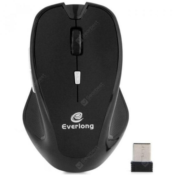 italiaunix-Everlong EX5 2.4G Wireless Optical Gaming Mouse  Gearbest