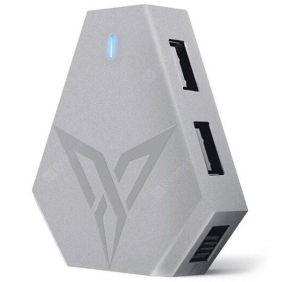 italiaunix-FLYDIGI Q1 Mobile Game Mouse Keyboard Converter  Gearbest
