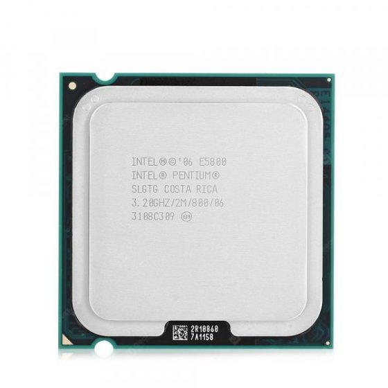 italiaunix-Intel Pentium E5800 Desktop Computer CPU  Gearbest
