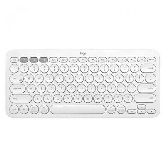 italiaunix-Logitech K380 Wireless Bluetooth Keyboards Portable Ultra-thin Mini Mute Multi-dAevice Keyboard  Gearbest