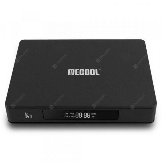 italiaunix-MECOOL K7 DVB - S2 - T2 / TC TV Box  Gearbest