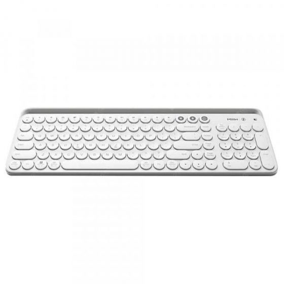 italiaunix-MIIIW Durable 2.4GHZ Dual Mode Wireless Bluetooth Keyboard ( Xiaomi Ecosystem Product )  Gearbest