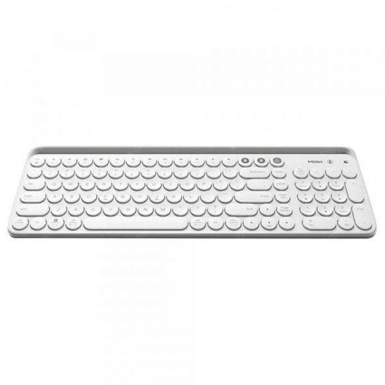 italiaunix-MIIIW Durable 2.4GHZ Dual Mode Wireless Bluetooth Keyboard ( Xiaomi Ecosystem Product )  Gearbest