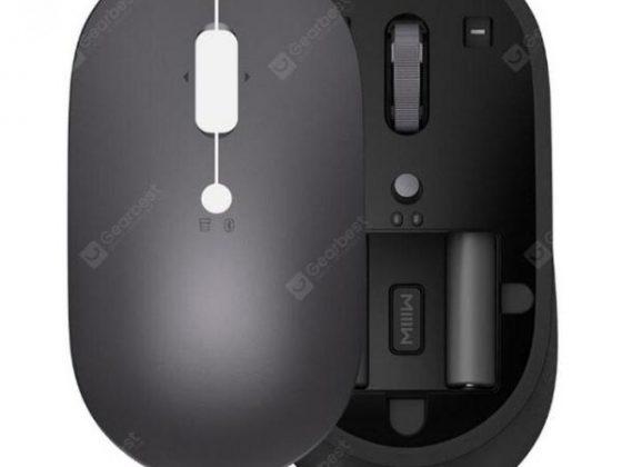 italiaunix-MIIIW S500 Wireless Dual Mode Mouse ( Xiaomi Ecosystem Product )  Gearbest