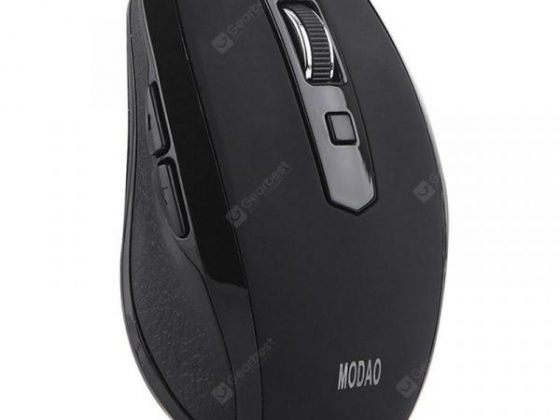 italiaunix-MODAO E27 2.4GHz Wireless Mouse with Type-C Receiver  Gearbest