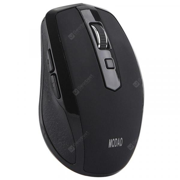 italiaunix-MODAO E27 2.4GHz Wireless Mouse with Type-C Receiver  Gearbest