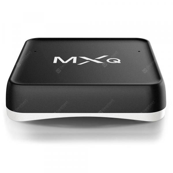 italiaunix-MXQ S10X Smart TV Box with Voice Remote Control  Gearbest