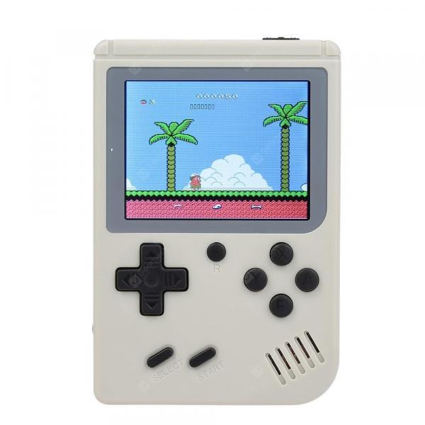 italiaunix-Mini Retro 8 Bit Built-in 168 Classic Games Pocket Handheld Video Game Console  Gearbest