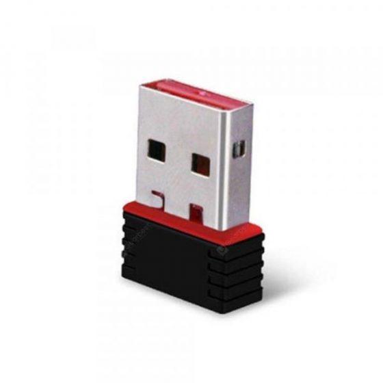 italiaunix-Mini USB WiFi WLAN MediaTek 150Mbps Wireless Network Adapter  Gearbest