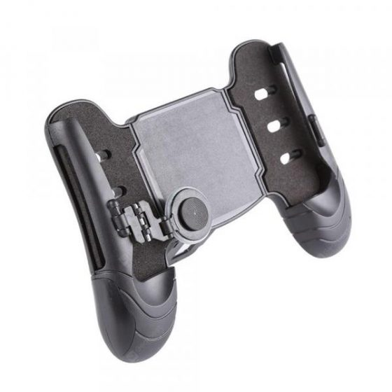 italiaunix-Mobile Joystick Controller Grip with Bracket for SmartPhones  Gearbest