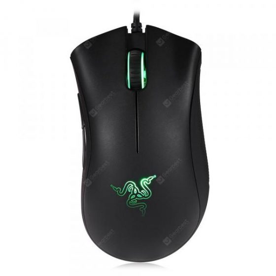 italiaunix-Razer DeathAdder 2013 Wired Professional Gaming Mouse  Gearbest