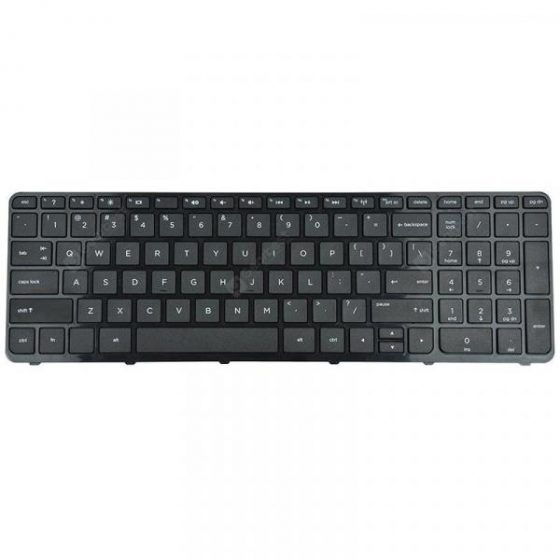 italiaunix-Replaceable Laptop Keyboard with Frame for HP Pavilion 15 Series  Gearbest