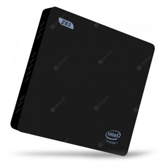 italiaunix-Z83II Intel Atom X5-Z8350 Mini PC Intel HD Graphics 400 / 4GB DDR3L + 64GB ROM / 2.4GHz + 5.8GHz WiFi / USB3.0 / Bluetooth 4.0 / Support Windows 10  Gearbest