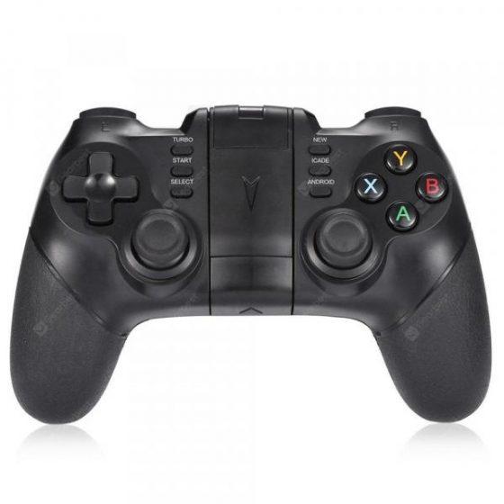 italiaunix-ZM - X6 Game Controller Bluetooth V3.0 + 2.4G WiFi  Gearbest