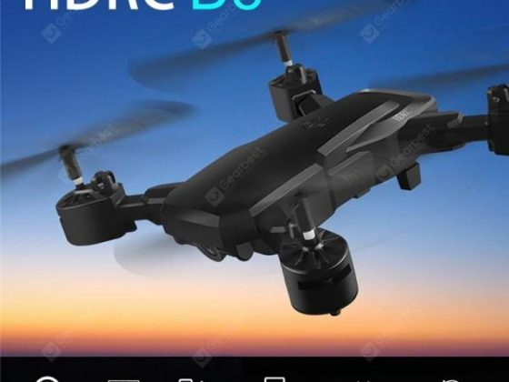 italiaunix-Foldable Drone Camera HD Quadcopter Flight Duration Drones with Camera Flying Minion RC Quadcopter  Gearbest