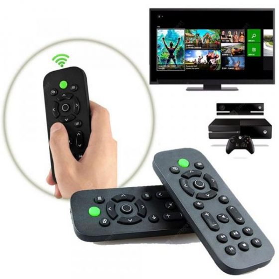 italiaunix-For XBOX ONE Controller DVD Entertainment Multimedia Multifunctional Remote  Gearbest