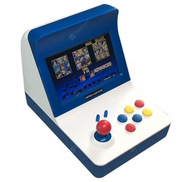 italiaunix-GONOKER A8 Nostalgic Retro Mini Handheld Arcade Game Console 3000 in 1 s Game Console  Gearbest