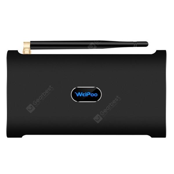 italiaunix-Iweipoo K10C Android 9.0 Smart 4K TV Box  Gearbest