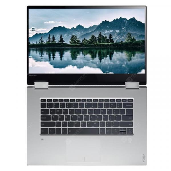 italiaunix-Lenovo YOGA 720 - 15 15.6 inch Laptop Intel Core i7-7700HQ CPU HD Graphics 630 GPU 16GB LPDDR4 RAM 256GB SSD ROM Notebook Global Version  Gearbest