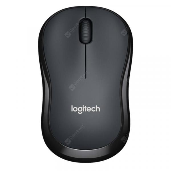 italiaunix-Original Logitech M220 Wireless Mouse Silent Mouse with 2.4GHz High-Quality Optical Ergonomic  Gearbest