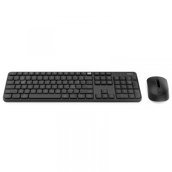 italiaunix-MIIIW Windows / Mac Dual System Keyboard Mouse Set ( Xiaomi Ecosystem Product )  Gearbest