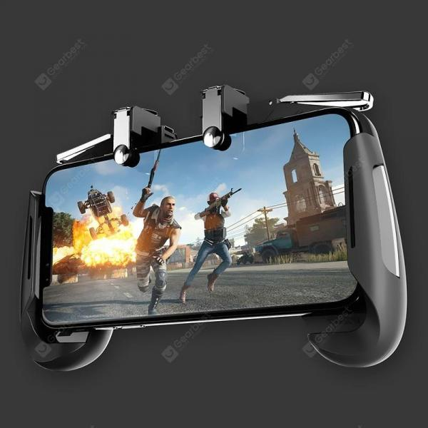 italiaunix-Mobile Phone Game Controller Joystick Fire Trigger Gamepad  Gearbest