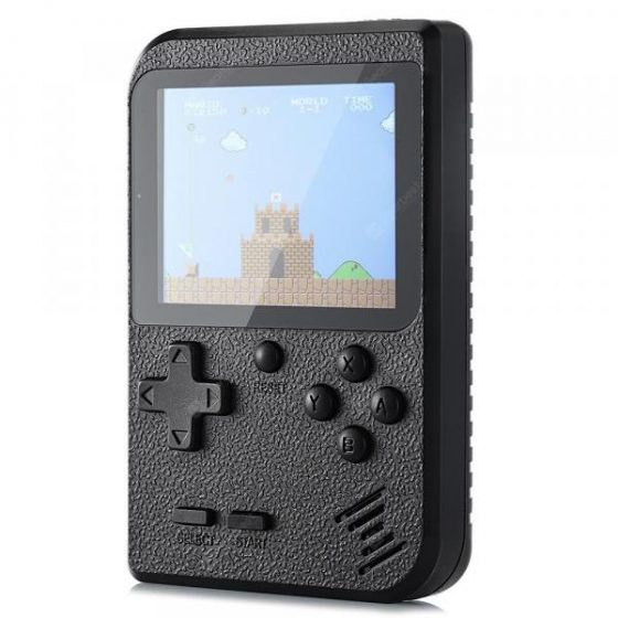 italiaunix-Ragebee 400in1 3.0 Inch TFT Display 2 Player Matte Handheld Game Console  Gearbest