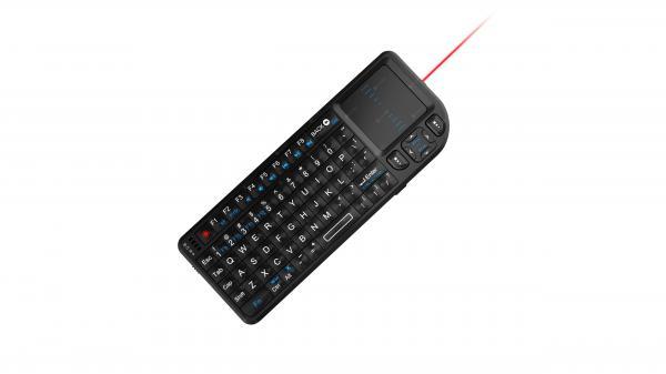 italiaunix-Rii K01V3 Nano style DSSS RF 2.4GHz wireless  up to 10 meters  Gearbest
