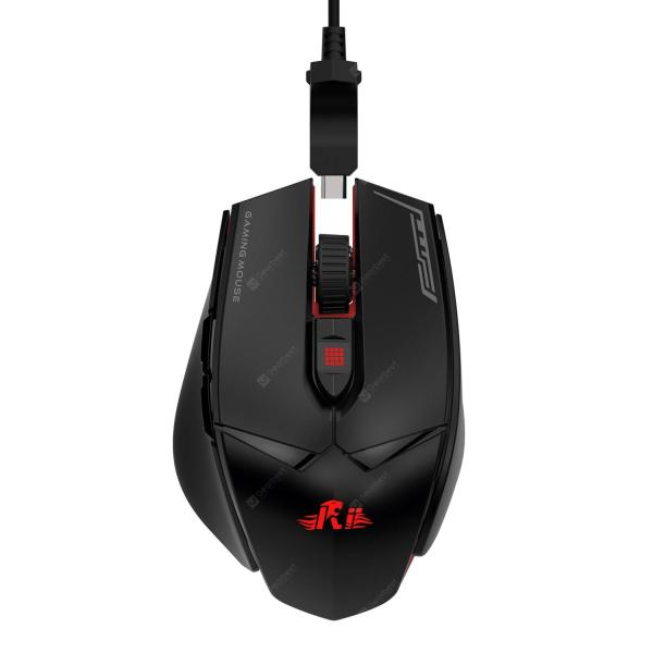 italiaunix-Rii M01 PROFESSIONAL GRADE GAMING MOUSE  Gearbest