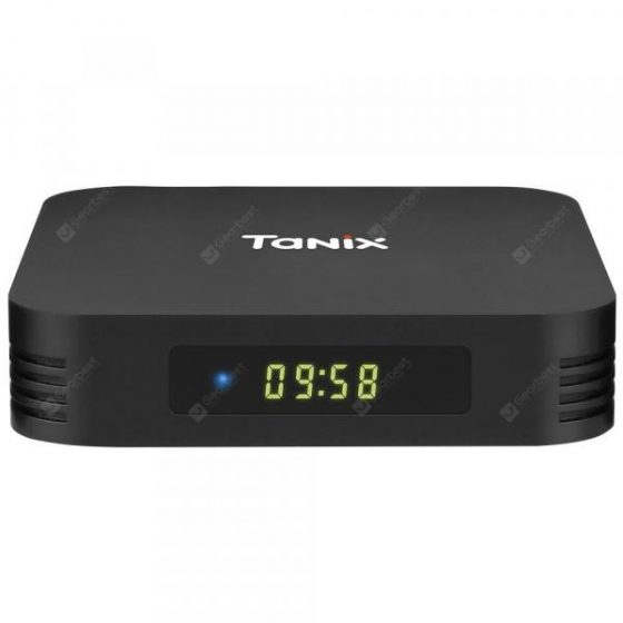 italiaunix-Tanix TX3 Android 9.0 TV Box  Gearbest
