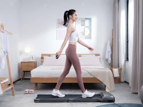 italiaunix-WalkingPad C1 Foldable Fitness Walking Machine App Control Electric Gym Equipment from Xiaomi youpin  Gearbest