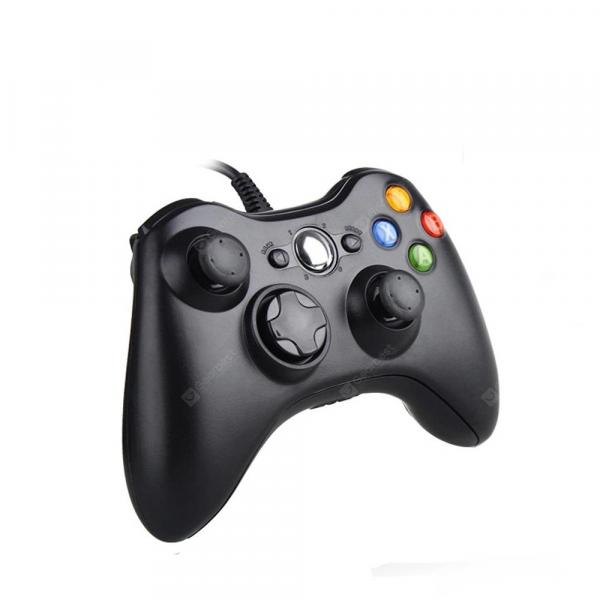 italiaunix-XBOX360 And PC Universal Wired Controller  Gearbest